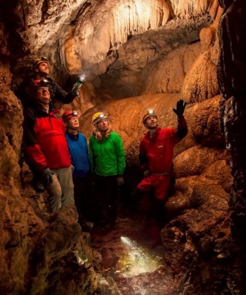 caving-group